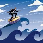 Заработок  на серфинге.