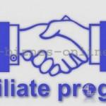 Заработай  на партнерских программах.